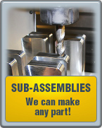 product subassembly and assembly services